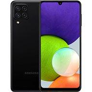 Samsung Galaxy A22 128GB černá - Mobilní telefon