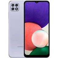 Samsung Galaxy A22 5G 128GB fialová - Mobilní telefon