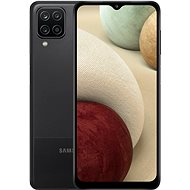 Samsung Galaxy A12 64GB černá - Mobilní telefon