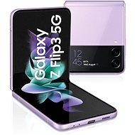 Samsung Galaxy Z Flip3 5G 128GB fialová - Mobilní telefon