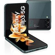 Samsung Galaxy Z Flip3 5G 256GB zelená - Mobilní telefon