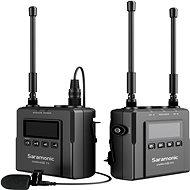 Saramonic UwMic9S Kit 1 (TX+RX) - Mikrofon