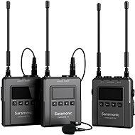 Saramonic UwMic9S (TX+TX+RX) - Mikrofon