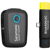 Saramonic Blink 500 B5 USB-C - Klopový mikrofon