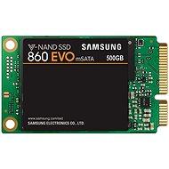 Samsung 860 EVO mSATA 500GB - SSD disk