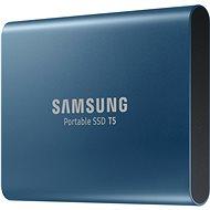 Samsung SSD T5 250GB modrý - Externí disk