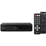 TeleSystem TSUNICO T2 HEVC - DVB-T2 přijímač