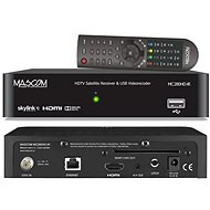 Mascom MC280HDIR - Satellite Receiver