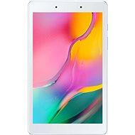 Samsung Galaxy Tab A 8.0 LTE stříbrný - Tablet