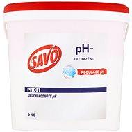 SAVO Do bazénu pH- snížení hodnoty pH 5kg - Bazénová chemie