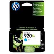 HP CD972AE č. 920XL azurová - Cartridge