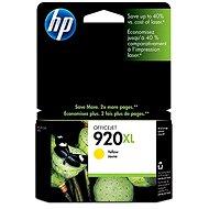 HP CD974AE č. 920XL žlutá - Cartridge