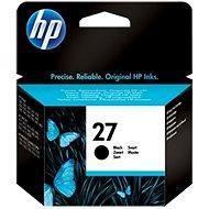 HP C8727A č. 27 černá - Cartridge