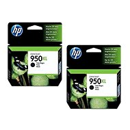 HP CN045AE č. 950XL 2ks černá