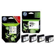 HP CN045AE č. 950XL + HP C2P43AE combo pack černá
