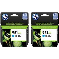 HP CN046AE č. 951XL 2ks azurová