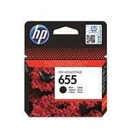 HP CZ109AE č. 655 černá - Cartridge