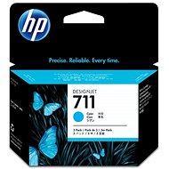 HP CZ134A č. 711 azurová