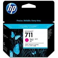 HP CZ135A č. 711 purpurová