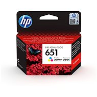 HP C2P11AE č. 651 barevná - Cartridge