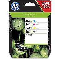 HP N9J74AE č. 364XL - combo pack - Cartridge