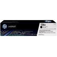 HP CE310A black, HP 126A - Toner