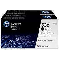HP Q7553XD č. 53X černý - Toner