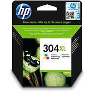 HP N9K07AE No. 304XL Tri-colour - Cartridge