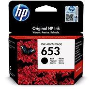 HP 3YM75AE č. 653 černá - Cartridge