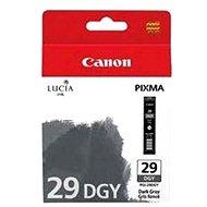 Canon PGI-29DGY tmavě šedá - Cartridge