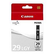 Canon PGI-29LGY světle šedá - Cartridge