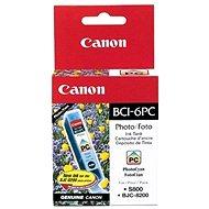 Canon BCI6PC foto azurová - Cartridge