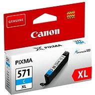 Canon CLI-571C XL azurová - Cartridge