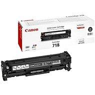 Canon CRG-718BK černý - Toner