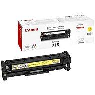 Canon CRG-718Y žlutý - Toner