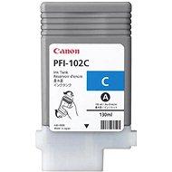 Canon PFI-102C azurová - Cartridge