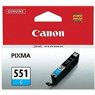 Canon CLI-551C azurová - Cartridge