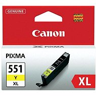 Canon CLI-551Y XL Yellow - Cartridge