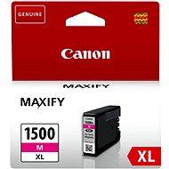 Canon PGI-1500XL M purpurová - Cartridge