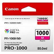 Canon PFI-1000M purpurová - Cartridge