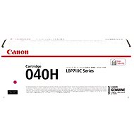 Canon CRG-040H purpurová - Toner