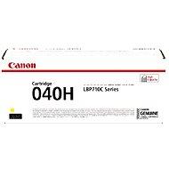 Canon CRG-040H žlutá - Toner
