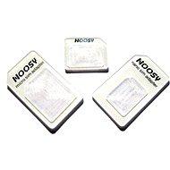 Noosy 3 in 1 High Quality Nano Sim  - Adaptér