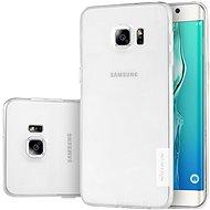 Nillkin Nature pro Samsung Galaxy S6 edge G925 transparentní - Ochranný kryt
