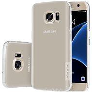 Nillkin Nature pro Samsung Galaxy S7 G930 transparentní - Kryt na mobil