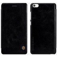 Nillkin Qin Book pro iPhone 7 Black - Pouzdro