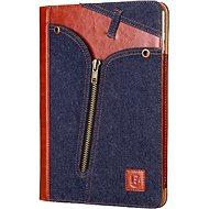 Lea iPad Air Jeans - Pouzdro na tablet
