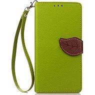 Lea Leaf na iPhone 7 Plus zelené - Pouzdro na mobilní telefon