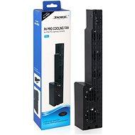 Dobe Cooling Fan PS4 PRO black - Dokovací stanice