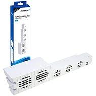 Lea Cooling Fan PS4 PRO white - Dokovací stanice